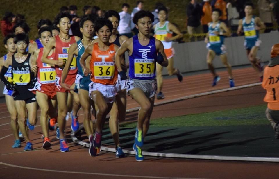 10000m記録挑戦競技会2017